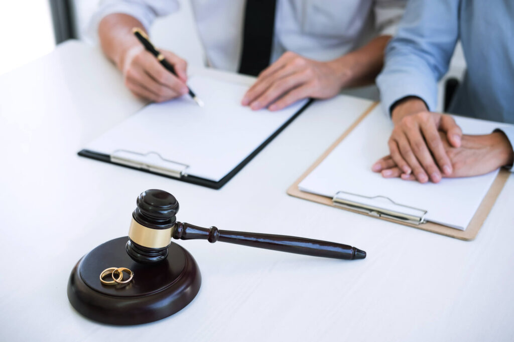 חובות בהליך הגירושין