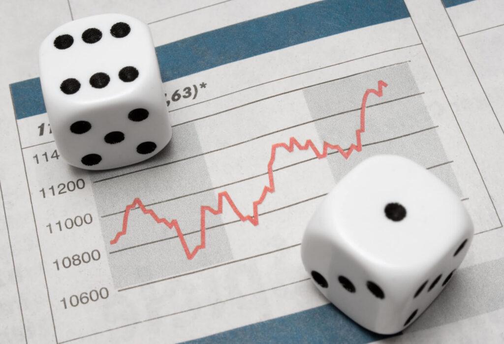 הימורים בשוק ההון